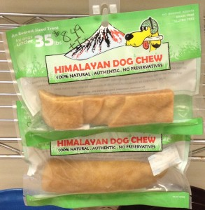 Himalayan Dog Chew- Medium